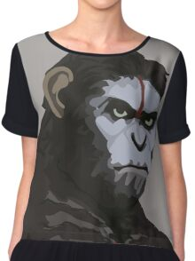 Dawn of the Planet of the Apes Chiffon Top