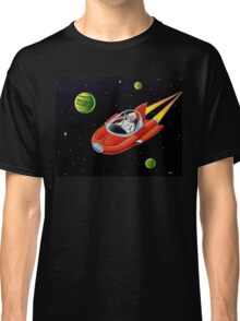 SPACE COUPE  Classic T-Shirt