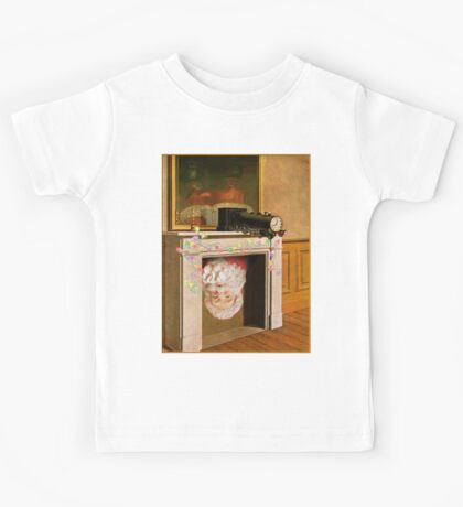 Time Transfixed for Santa Claus Kids Tee