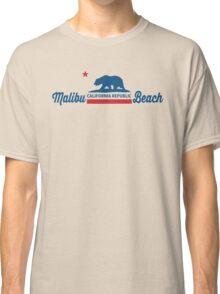 Malibu - California. Classic T-Shirt