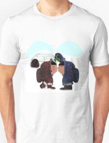 Mistletoe Time! Unisex T-Shirt