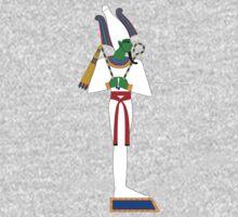 OSIRIS - He who Resurrects and Regenerates  One Piece - Long Sleeve