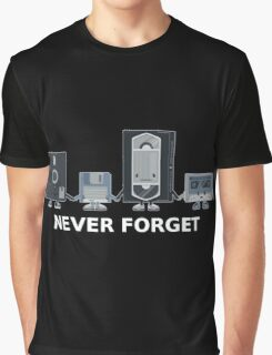 Never forget the fallen ones Graphic T-Shirt