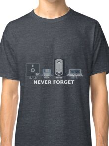 Never forget the fallen ones Classic T-Shirt