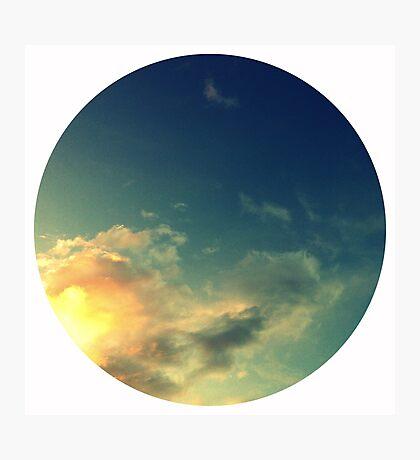 Toward A Secret Sky Photographic Print