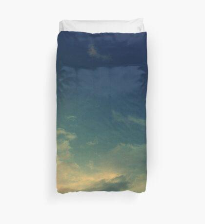 Toward A Secret Sky Duvet Cover