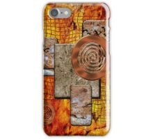 Metal and Stone iPhone Case/Skin