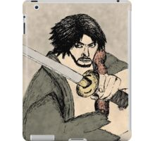 Mitsurugi Japanese Silk Painting iPad Case/Skin