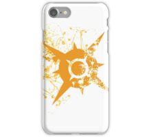 Pokemon Sun Logo - Spray iPhone Case/Skin