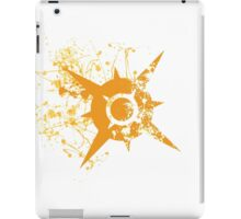 Pokemon Sun Logo - Spray iPad Case/Skin