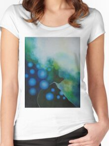 Whisper Women's Fitted Scoop T-Shirt