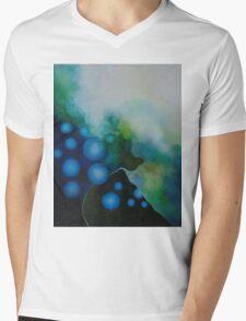 Whisper Mens V-Neck T-Shirt