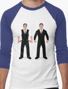 TWINS Men's Baseball ¾ T-Shirt