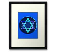 Powerful, Special Star Framed Print