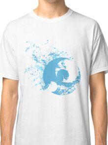 Pokemon Moon Logo - Spray Classic T-Shirt
