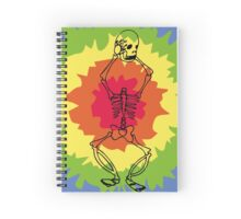Skelly Chill Spiral Notebook