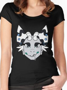 custom 02 Women's Fitted Scoop T-Shirt