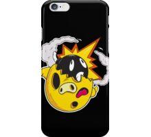Golden Piggy Bomb iPhone Case/Skin