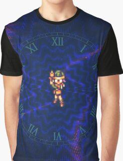 Chrono Trigger (No Logo) Graphic T-Shirt