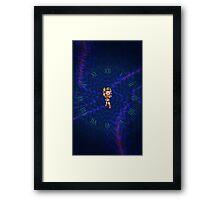 Chrono Trigger (No Logo) Framed Print