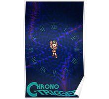 Chrono Trigger (Logo) Poster