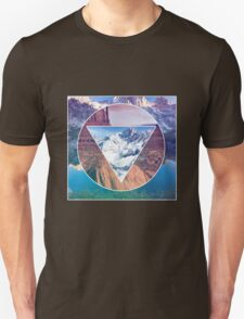 Trinity of Nature Unisex T-Shirt