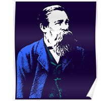 Friedrich Engels Poster