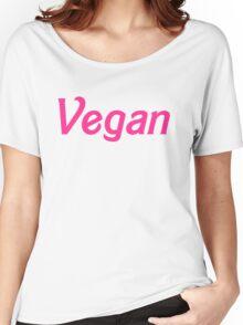 Vegan Wear Women's Relaxed Fit T-Shirt
