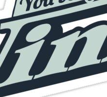 Vim Soda - Fallout 4 Sticker