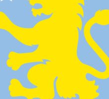 Aston Villa FC Badge - FL Championship Sticker