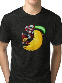 Zero Slash Spin Tri-blend T-Shirt