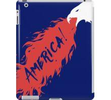 American Fire Eagle! iPad Case/Skin