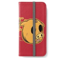 LAYER PIGGY iPhone Wallet/Case/Skin