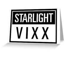 starlight vixx Greeting Card