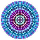 Geometric Mandala by Medusa81