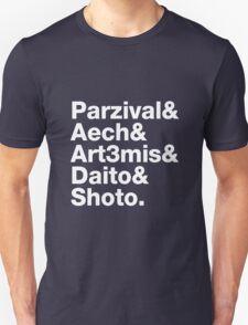 player one t shirt Unisex T-Shirt