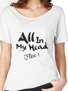 Fifth Harmony - AIMH ( Black Text ) Women's Relaxed Fit T-Shirt