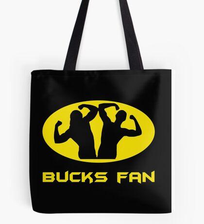 Bucks Fan Tote Bag