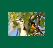 Male Baltimore Oriole  Unisex T-Shirt