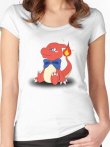 Charming Charmeleon Women's Fitted Scoop T-Shirt