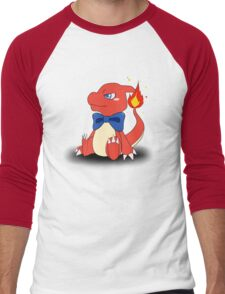 Charming Charmeleon Men's Baseball ¾ T-Shirt