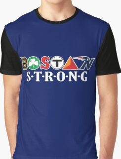 BOSTON Strong Graphic T-Shirt