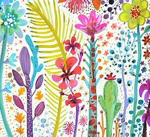 mighty jungle by sylvie  demers