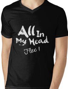 Fifth Harmony - AIMH ( White Text ) Mens V-Neck T-Shirt