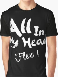 Fifth Harmony - AIMH ( White Text ) Graphic T-Shirt