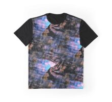 Xenografting the bleeds of reality Graphic T-Shirt