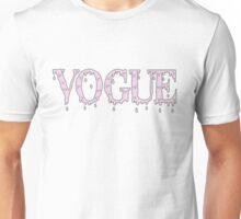 Vogue dripping Unisex T-Shirt