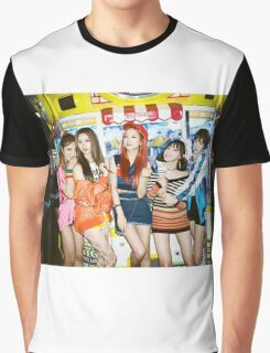 exid street poster Graphic T-Shirt