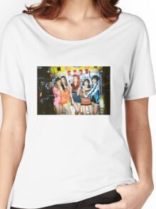 exid street poster Women's Relaxed Fit T-Shirt