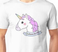 Believe in Unicorns Unisex T-Shirt